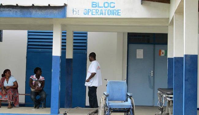Tous les hôpitaux concernés par le projet seront désinfectés