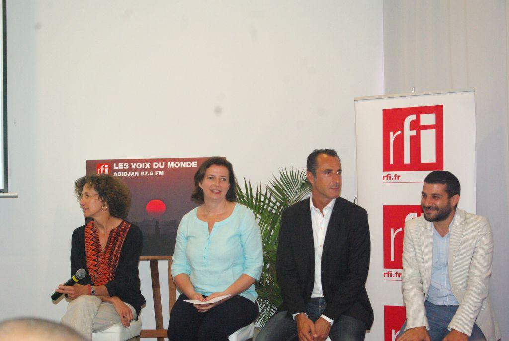 Emmanuelle Bastide, Claire Hédon, Juana Gomez