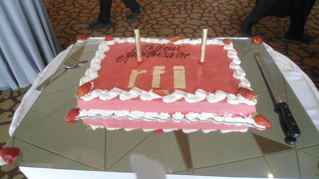 le joli gâteau